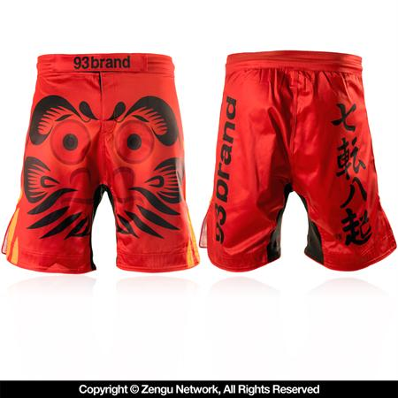 93 Brand Daruma Fight Shorts
